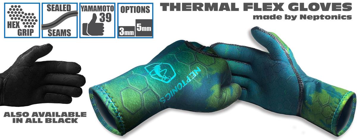 Thermo Flex 3 – 5mm Gloves