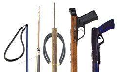 Spearguns & Polespears