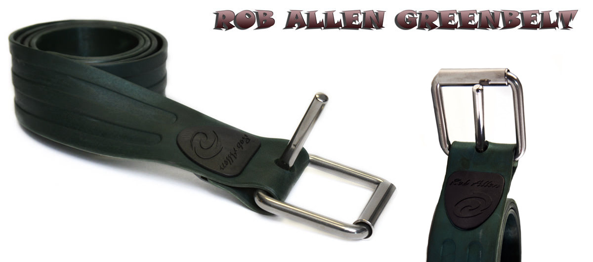Rob Allen Weight Belt