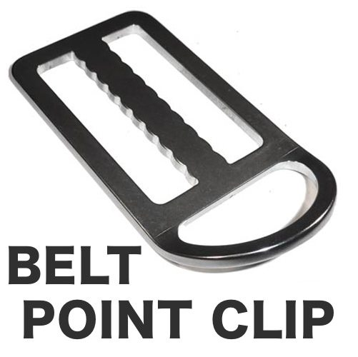 Belt Clip Point Icon
