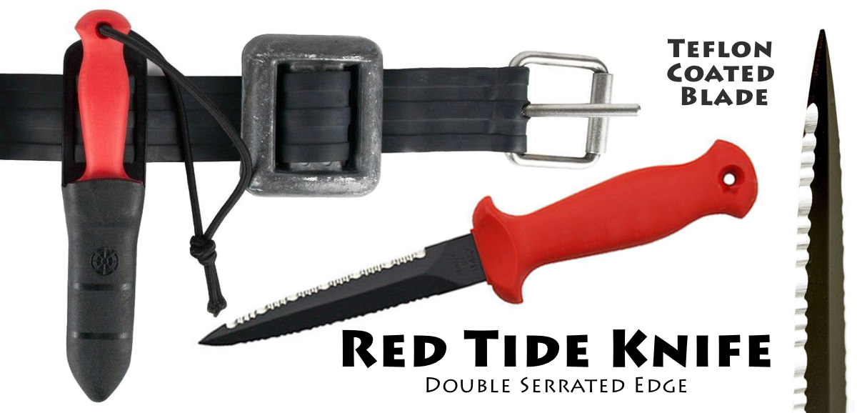 Red Tide Knife
