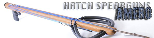 Hatch Spearguns