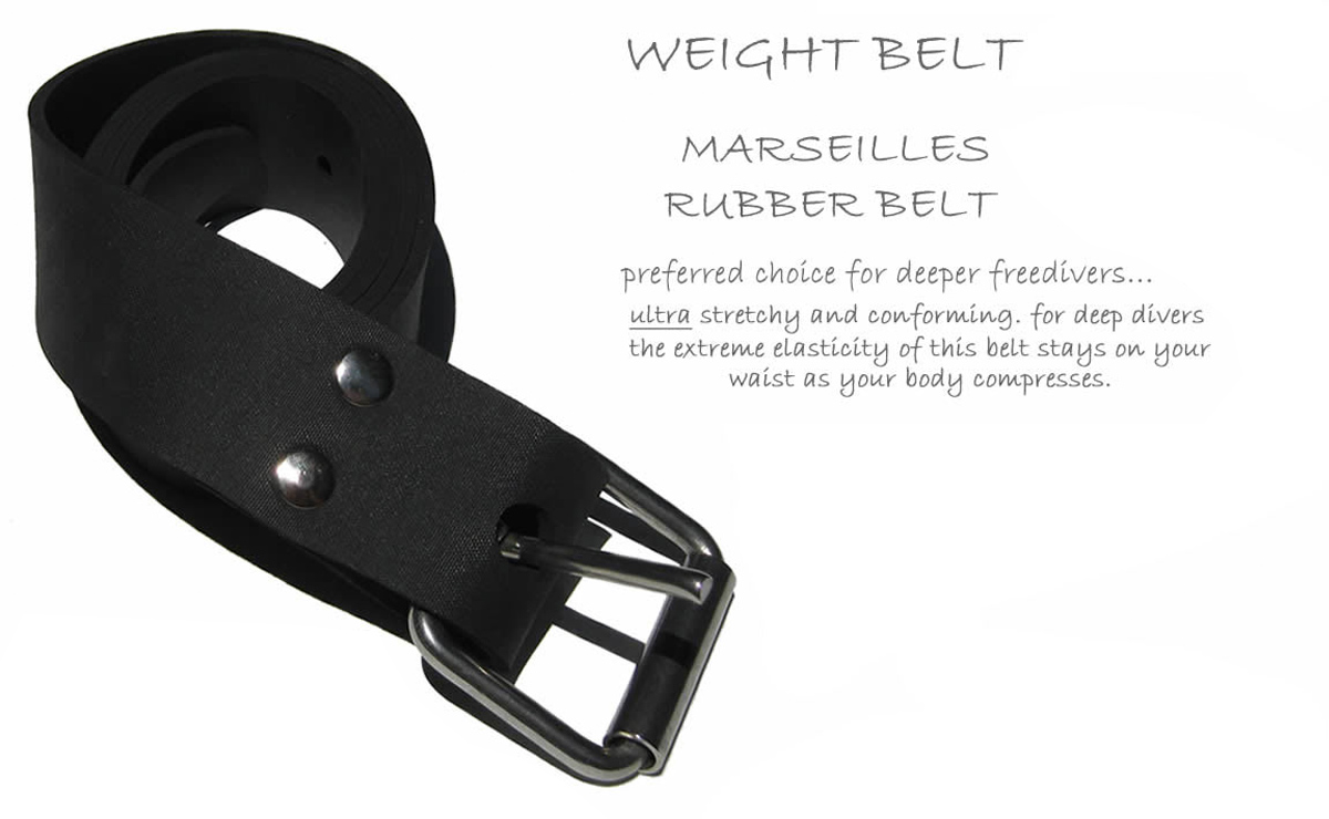 Marseilles Freediving Belt