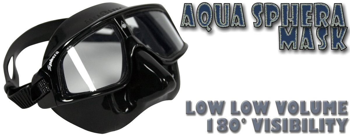 Aqua Sphera Mask