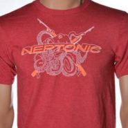 T-Shirt Red Octo