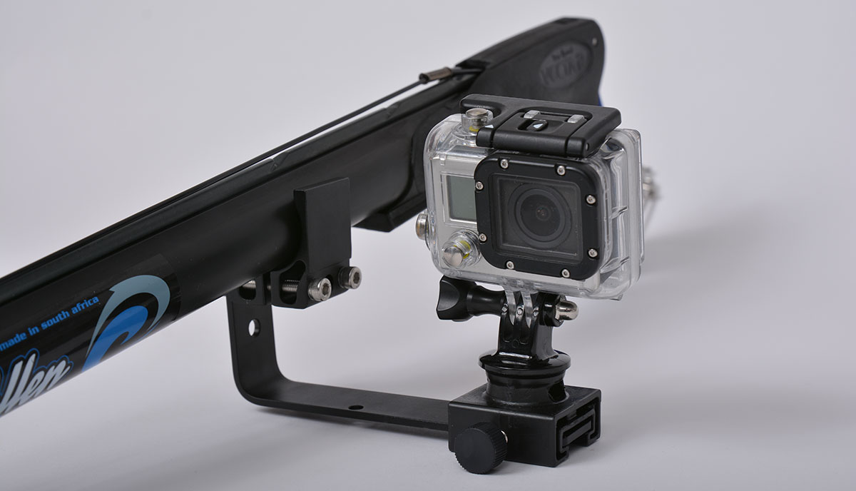 GoPro Speargun Mounting Systems
