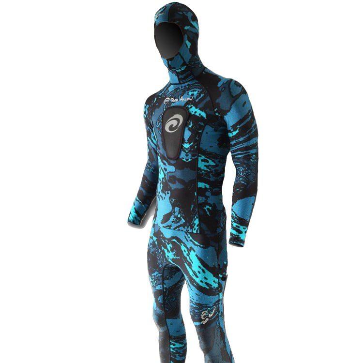 Rob Allen Blue Wetsuit 1