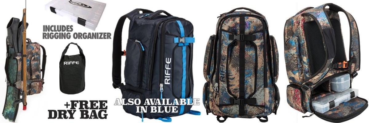 Riffe Drifter Backpack