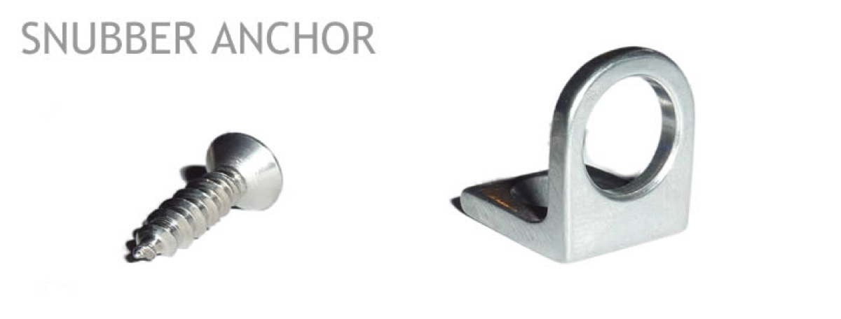 Stainless Steel Snubber Anchor