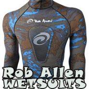 Rob Allen Dual Camo Wetsuits