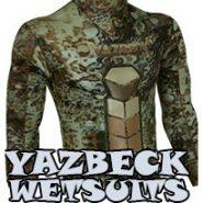 Yazbeck Hamour Camo Wetsuit