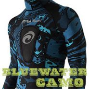 Rob Allen Bluewater Camo Wetsuits