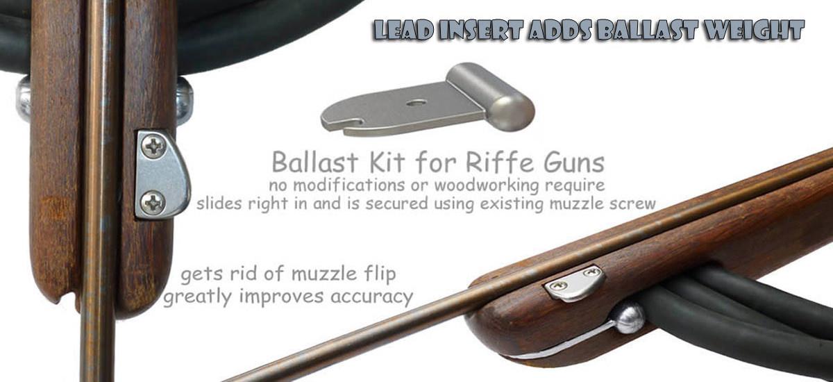 Riffe Ballast Kit