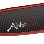 Alpha Carbon Fins