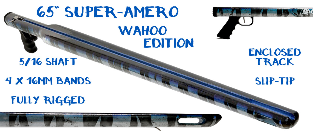 Wahoo Edition Super Amero