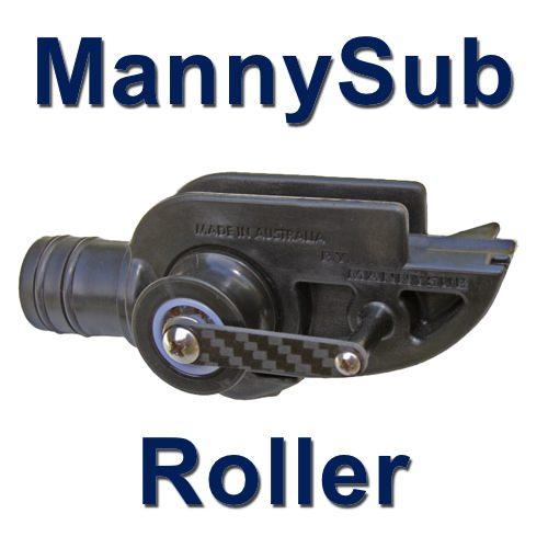 Mannysub Roller Head