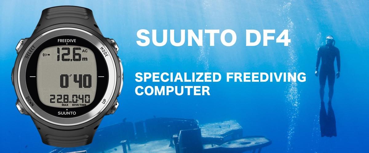 Suunto D4f Freediving Watch