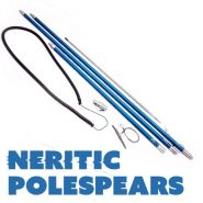 Neritic Blue Bantam Pole Spear