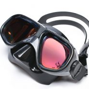 Tinted Carbon Mask