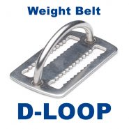 Neptonics Weight Belt D-Loop