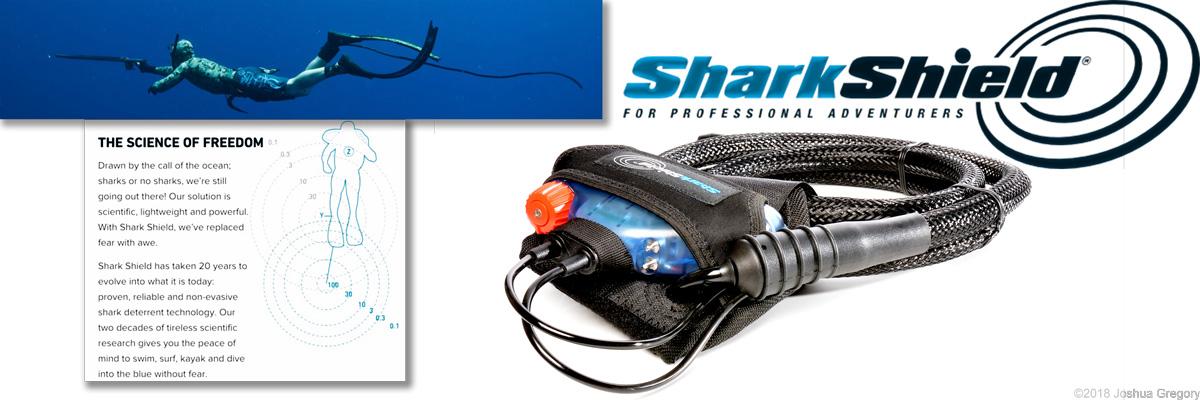 Shark Shield Freedom 7
