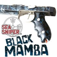 Sea Sniper Speargun – Black Mamba