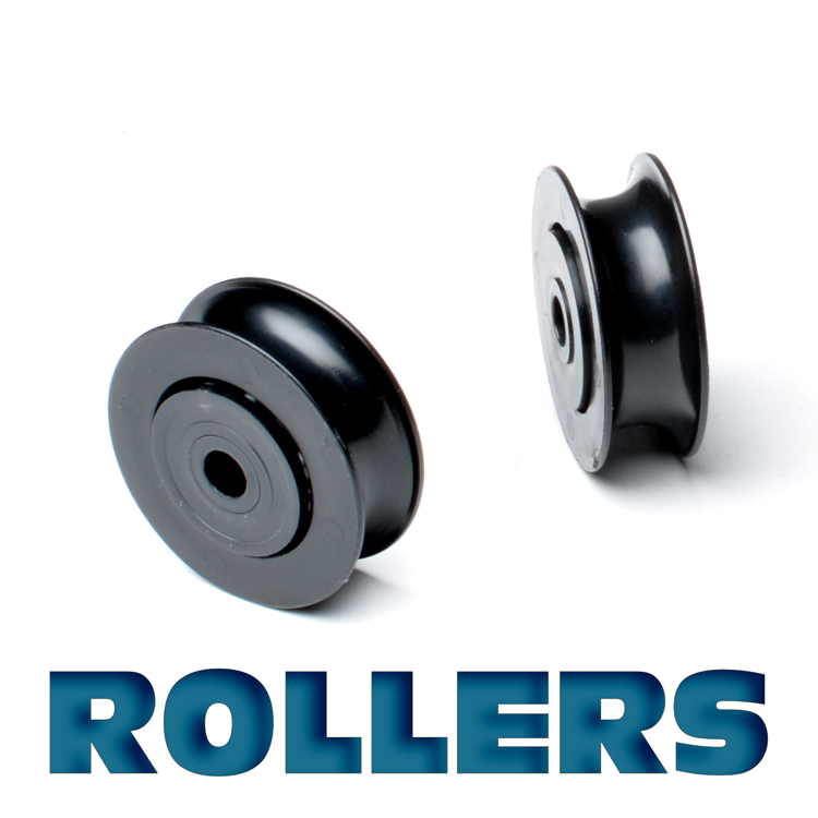 Speargun Rollers