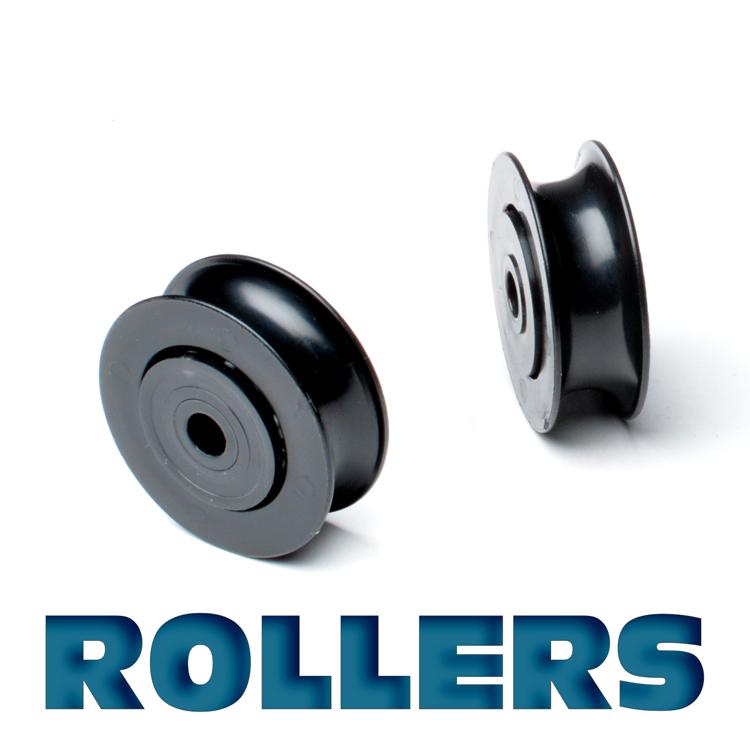 Speargun Rollers