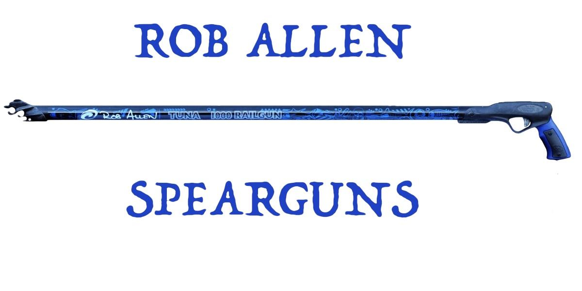 Rob Allen Spearguns