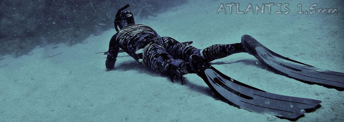 Salvimar Atlantis 1.5mm Wetsuit