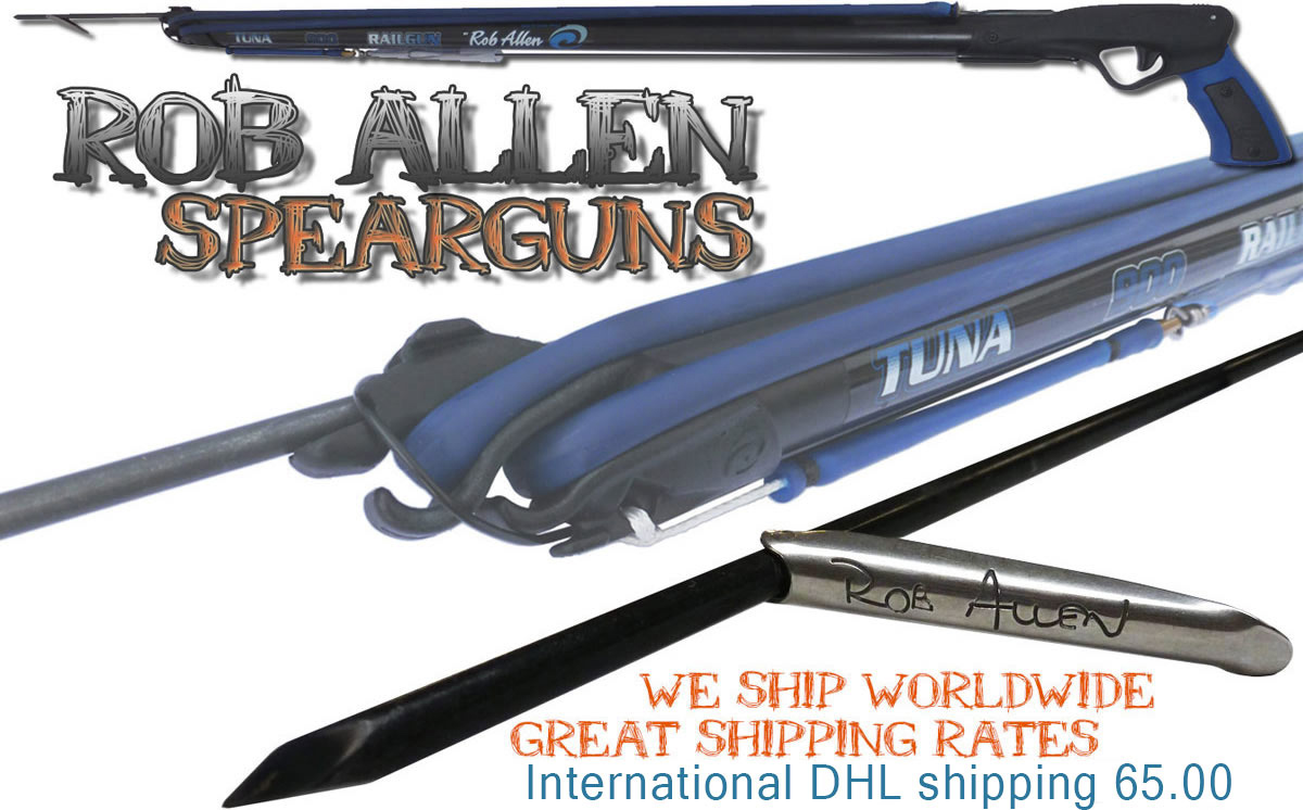 Rob Allen Spearguns