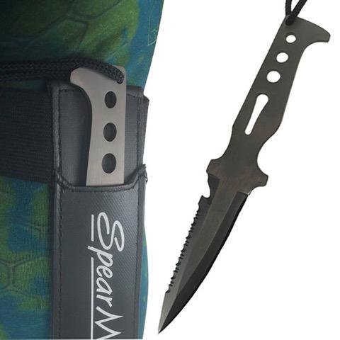 Low Profile Spearmaster Knife Sm