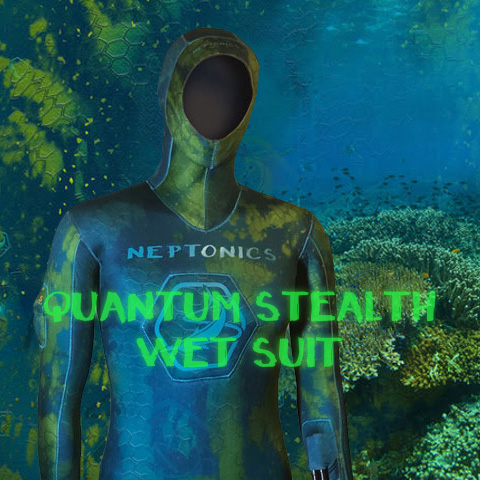 Neptonics Mobile Slider Wet Suit