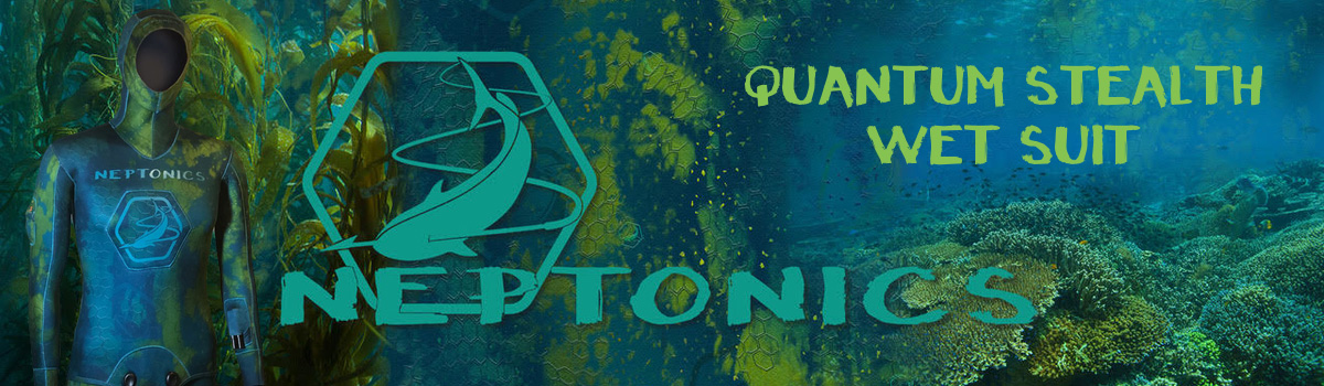 Neptonics Slider Quantum Wet Suit
