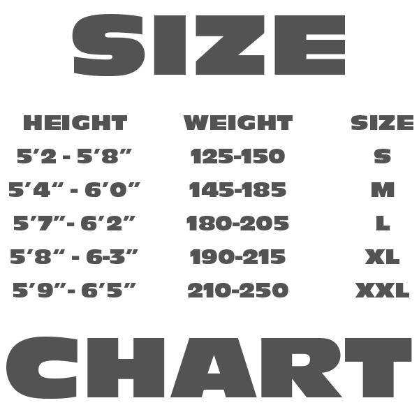 Neptonics Wetsuit Size