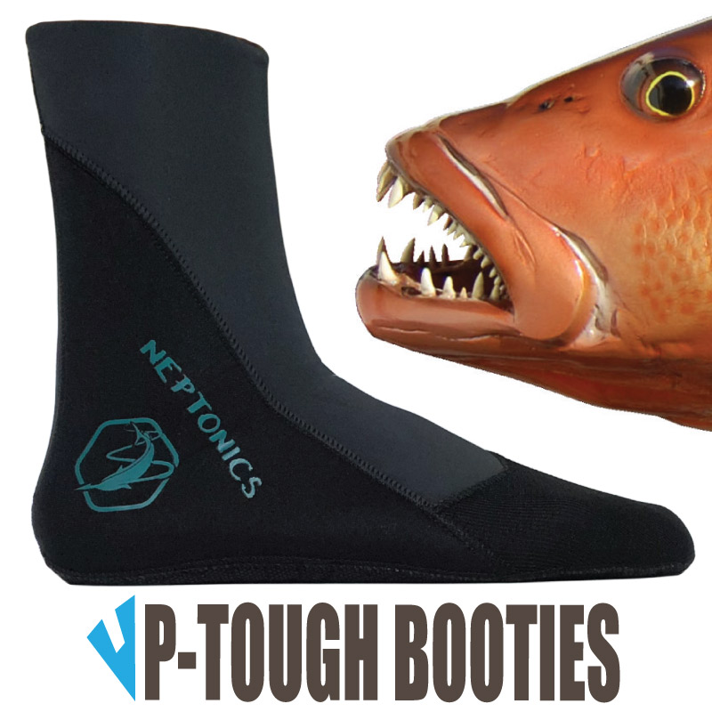 Neptonics P Tough Booties Sm