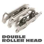 Neptonics Double Roller Head