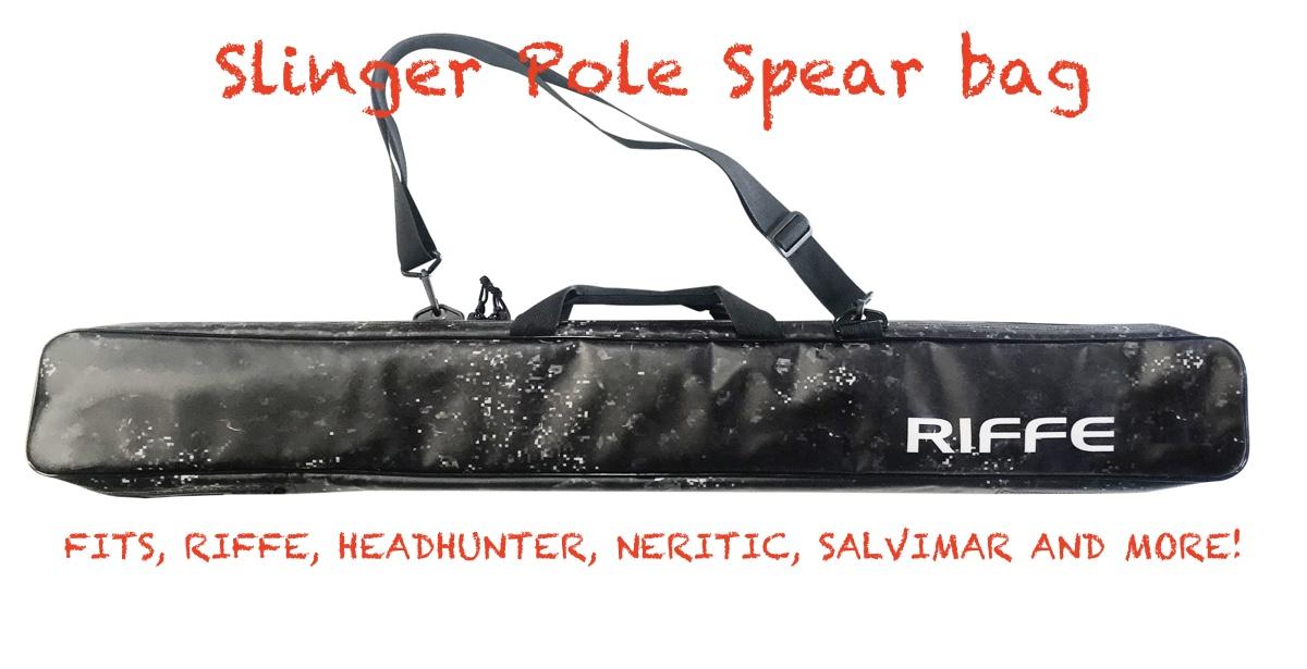 Riffe  Pole Spear Case & Fin Bag