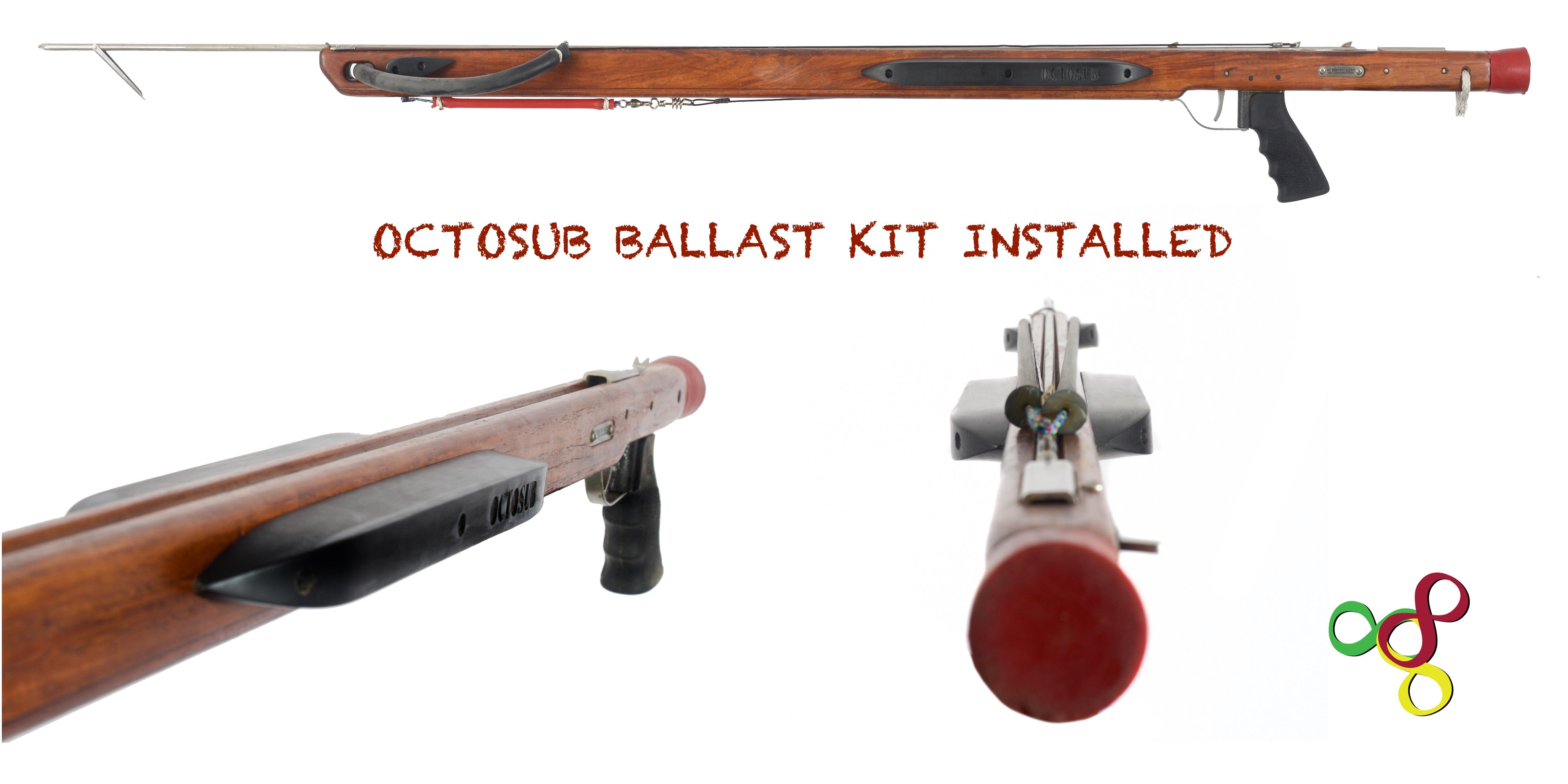 Octosub Speargun Ballast Kit