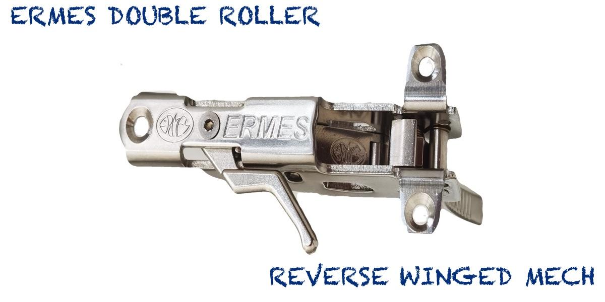 Ermes Double Roller Mechs