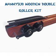 MannySub Double Roller Wooden Kit