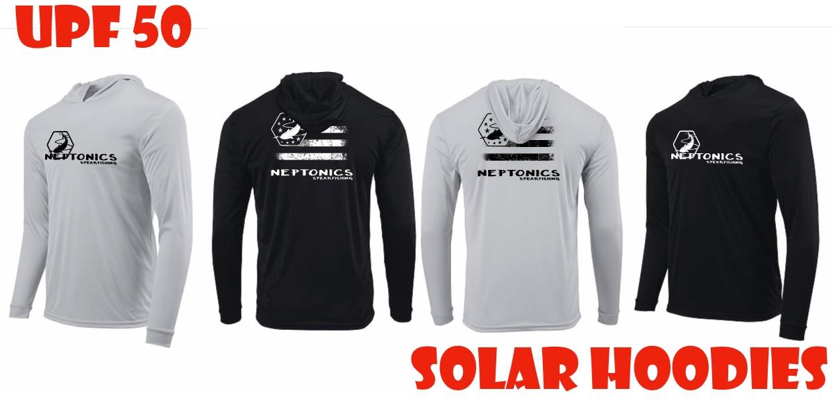 Neptonics Solar Hoodies UPF 50