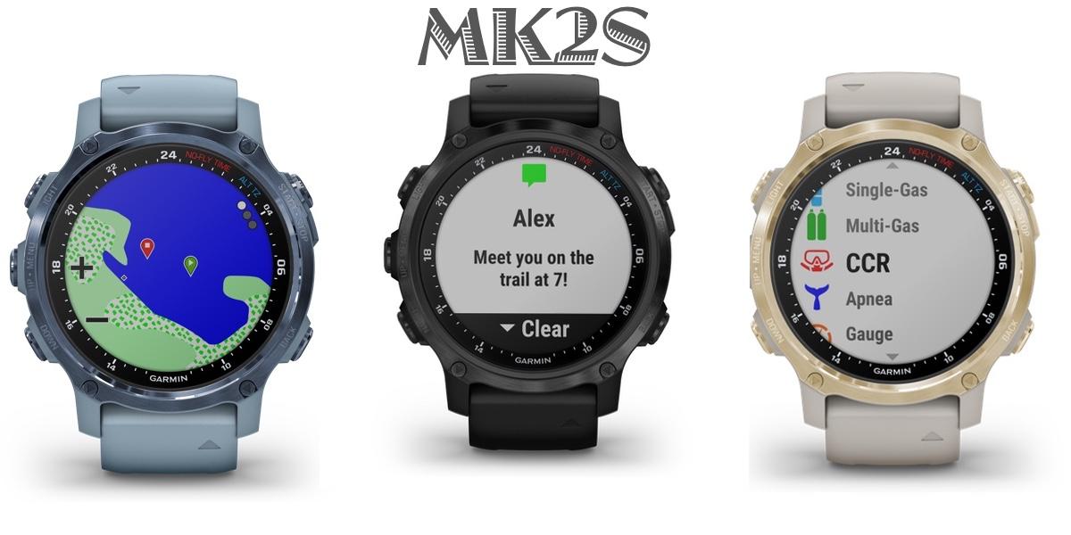 Garmin MK2S Watch