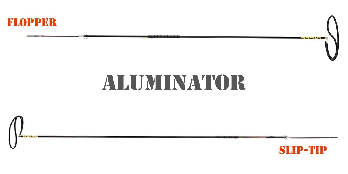 Riffe Aluminator Polespear