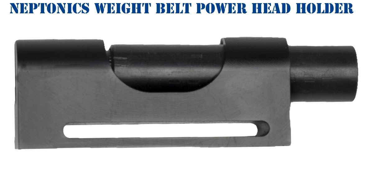 Neptonics Weight Belt Power Head Holder